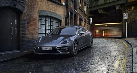 Fastest 4 Door Car by Porsche Unveils The New Panamera Its Fastest Four Door