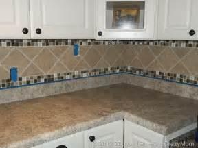 Backsplash Tile Home Depot kitchen diy remodel on a budget 2 boys 1 one