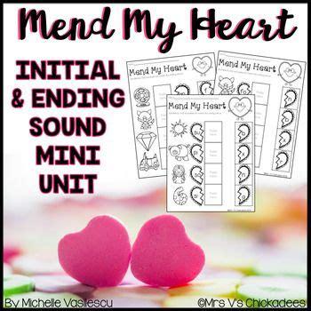 valentines day  prep worksheet beginning
