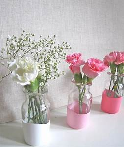 6, Diy, Flower, Vase, Projects, That, You, Can, Do, Right, Now