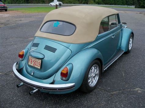 Great savings free delivery / collection on many items. Purchase used Classic 1968 Convertible Volkswagen Beetle ...