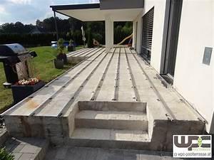 Terrassendielen Wpc Erfahrungen : bilder wpc aluminium alu unterkonstruktion f r terrassendielen wpc terrasse balkon wpc ~ Watch28wear.com Haus und Dekorationen