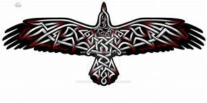 Celtic Raven by darkmoondancer on DeviantArt