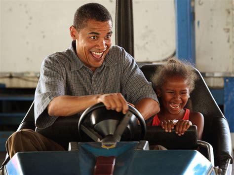 Happy Father's Day, Mr President Obama's 5 Cutest Daddy