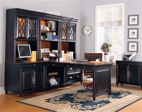 Modular Home Office Furniture by Classic Wooden Custom Modular Home Office Furniture 8714
