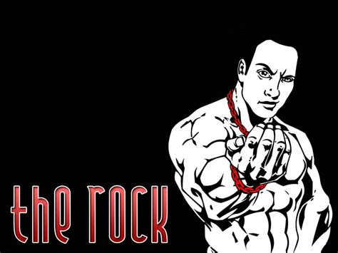 Rock Wallpaper by The Rock Wallpapers Wallpapers