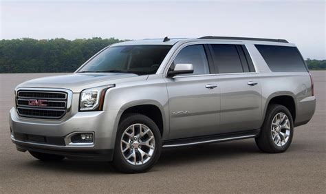 2015 gmc yukon xl top speed