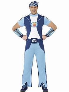Pin Lazy Town Sportacus Costume on Pinterest