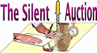 Silent Auction Clipart Clip Cliparts Silence Library