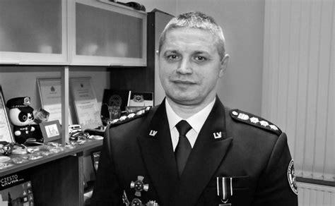 Mūžībā devies Daugavpils Pašvaldības policijas priekšnieks ...