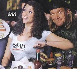 Triple H and Stephanie Mcmahon images Triple H and his ...