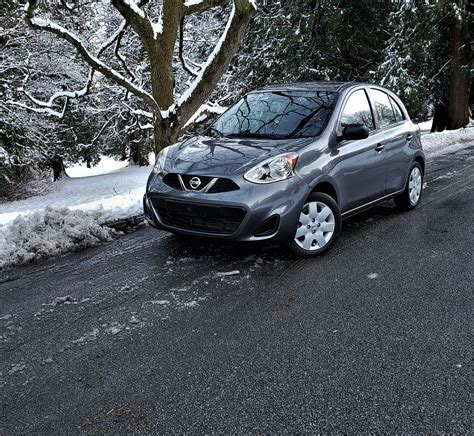 nissan micra  road test car cost canada