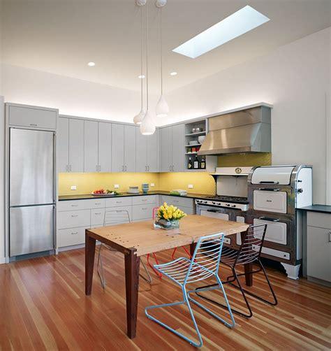 cuisine jaune et gris 11 ères de décorer une cuisine en jaune et gris