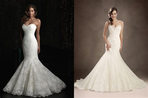 Wedding Dresses Mermaid : 25 Best Mermaid Wedding Dresses