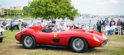 Four cars were produced in total. 23rd Annual Greenwich Concours d'Elegance Results - Just British