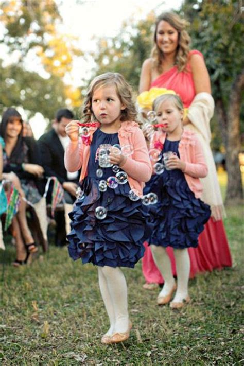 Another Great Basket Alternative For Flower Girls Are