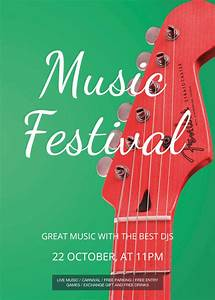 24 event planning flyer template free psd ai eps With music festival planning template