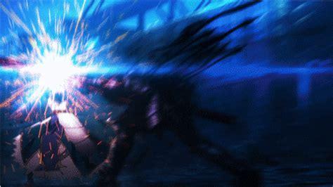 saber berserker gif find share  giphy