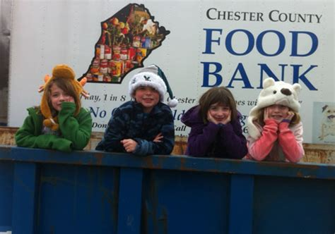 Chester County Food Cupboard by Community Involvement