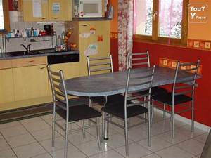 Table Murale Cuisine : table cuisine ou plan travail mural vosges ~ Teatrodelosmanantiales.com Idées de Décoration