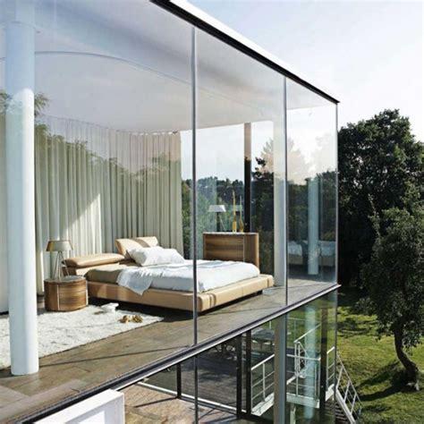 Bedroom Ls Glass by 25 Daring Glass Bedroom Design Ideas Digsdigs