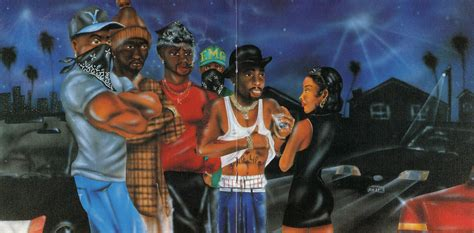 Celebrating the 20 year anniversary of 2Pac's All Eyez On