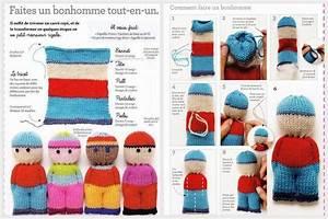Tout En Un : une petite id e pour utiliser les restes de vos laines ~ Dode.kayakingforconservation.com Idées de Décoration