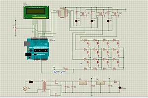Arduino Based Underground Cable Fault Distance Locator