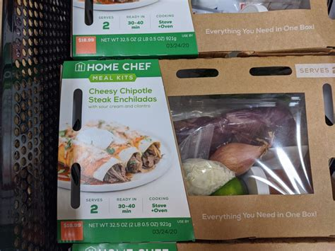 kroger meal chef kits march hello fresh kit