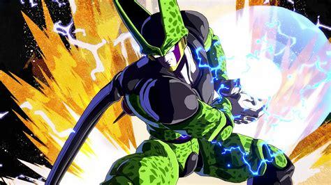 cell  wallpaper dragonballfighterz