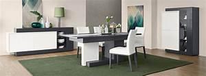 Meuble Salon Salle à Manger : mobilier contemporain meubles bois massif ~ Teatrodelosmanantiales.com Idées de Décoration
