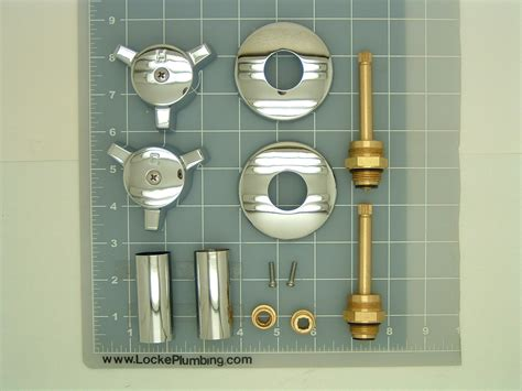 Indiana Brass Faucets by Indiana Brass Ind 405382 Valve Trim And Rebuild Kit For