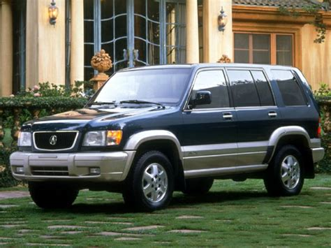1999 acura slx specs safety rating mpg carsdirect