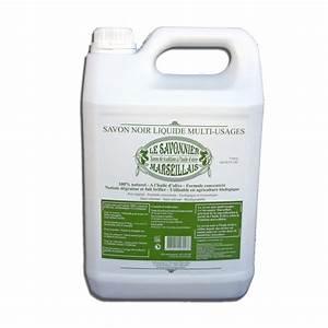 Savon Noir Parquet : 5 liter unscented savon noir liquid soap le savonnier ~ Premium-room.com Idées de Décoration