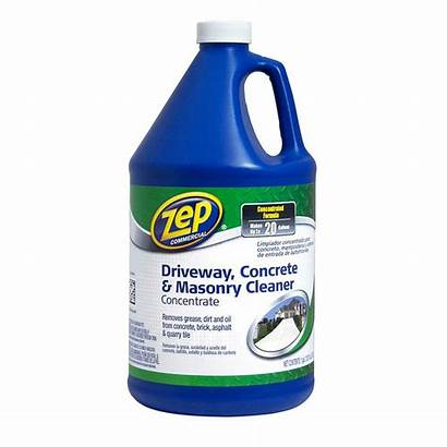 Cleaner Concrete Zep Driveway Masonry Patio Cleaners