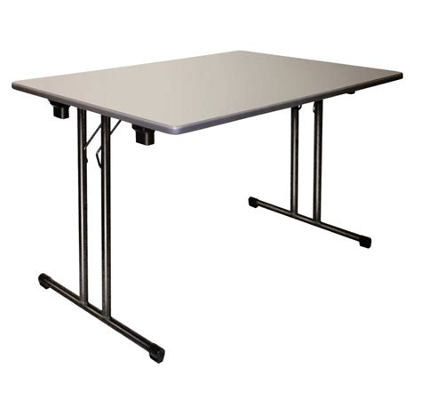 table rectangulaire de collectivit 233 table pliante en m 233 lamin 233 net collectivit 233 s