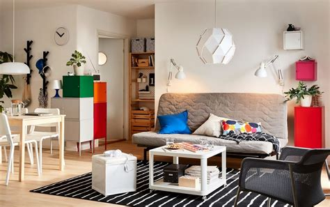 Small Space Living Inspiration Ikea by Small Living Room Layout Ideas From Ikea Apartment Therapy