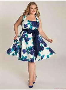 Plus size spring dresses 15