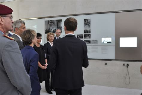 Raum Der Information Am Ehrenmal Der Bundeswehr In Berlin by Beier Wellach