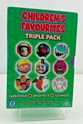 children s favourites dvd brightest superstar