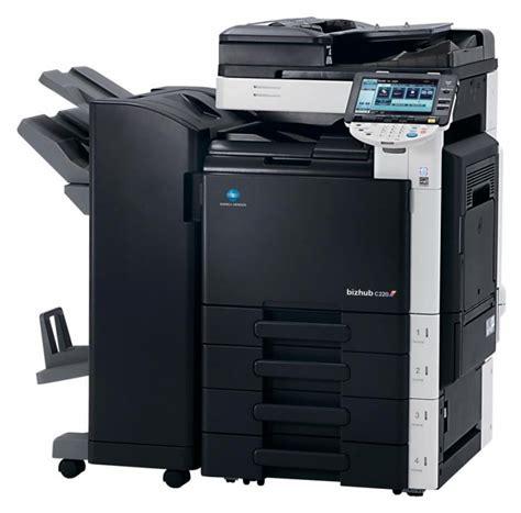 4.1 general fax/scan operation 4 configure the scan settings as needed. Konica Minolta Bizhub C220 Colour Copier/Printer/Scanner