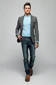 Can You Pull Off The Suit Jacket/Sport Coat With Jeans Look?