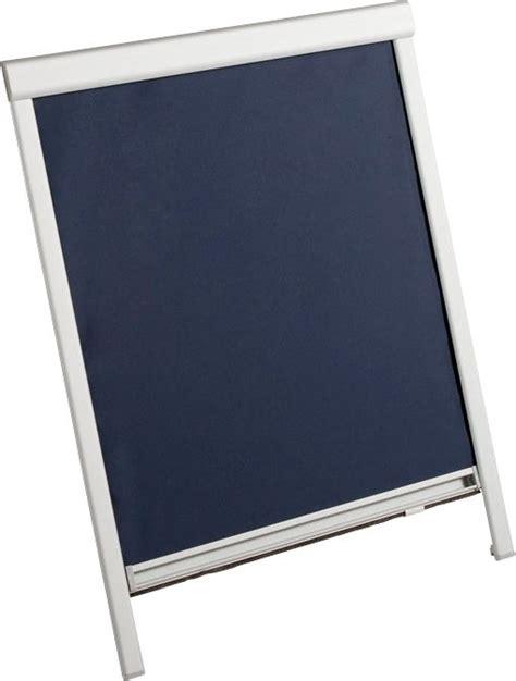 store occultant bleu pour fen 234 tre de toit l78xh98cm bricoman