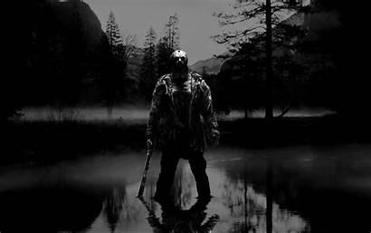 Jason Voorhees 13th Friday Lake Crystal Deviantart