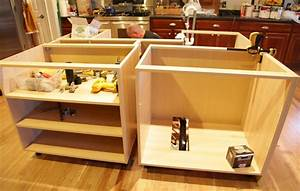 IKEA Hack {how we built our kitchen island} Jeanne Oliver