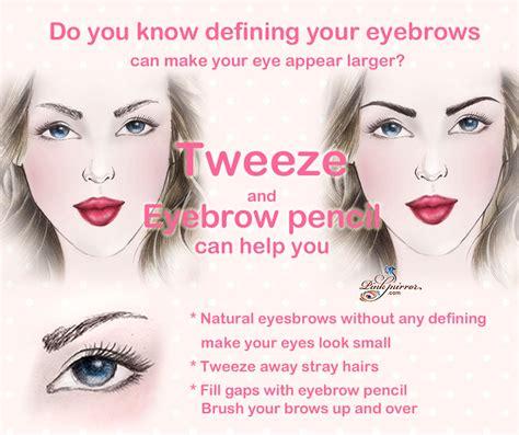 makeup tips   eyes  bigger  wider pinkmirror blog