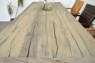 esszimmer eiche massiv rittertafel esstisch aus hochwertig recycelter massiv holz eiche ab 200cm länge livior möbel
