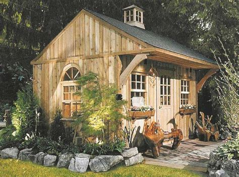 Small Backyard Workshops by 25 Best Ideas About Rustic Shed On Country