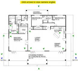 home plans open floor plan clearview 2400s 2400 sq ft on slab house plans by cat homes