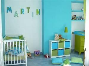 couleur peinture pour chambre mixte chaioscom With couleur chambre enfant mixte